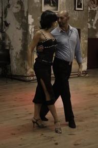 Cours de Tango Argentin avec  Mauricio et Moira