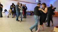 Pratique du tango argentin.