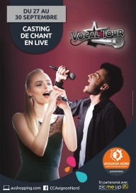 Le VOCAL TOUR 2017 donne le tempo à Le Pontet