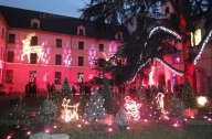 illumination des bâtiments Jean Puy