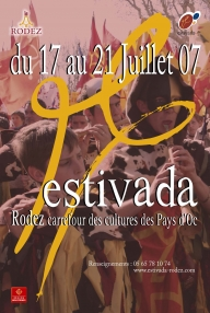 ESTIVADA, Carrefour des Cultures des pays d'Oc