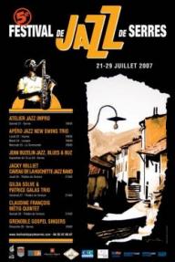 Festival de Jazz de Serres (Hautes-Alpes Sud)