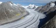 Rencontres aux sommets Glaciers et changements climatiques