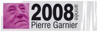 Alain Marc lit Pierre Garnier