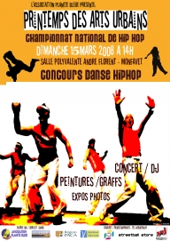 Championnat National de Hip Hop, Printemps des Arts Urbains