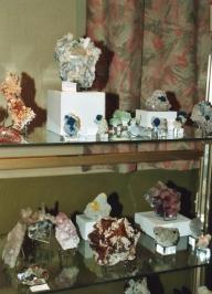 9ème Bourse aux minéraux et fossiles 2009