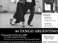 Tango à Bédoin